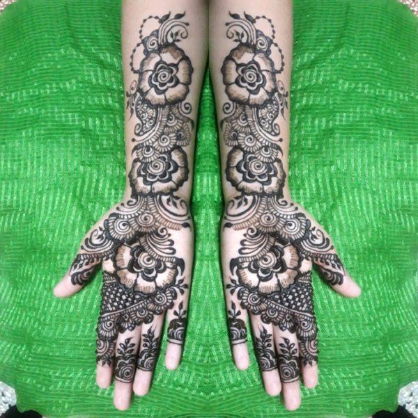 fulhand henna